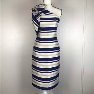 One shoulder Banana Republic Dress